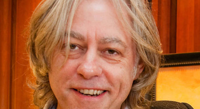Torna Band Aid, il progetto musicale di Bob Geldof