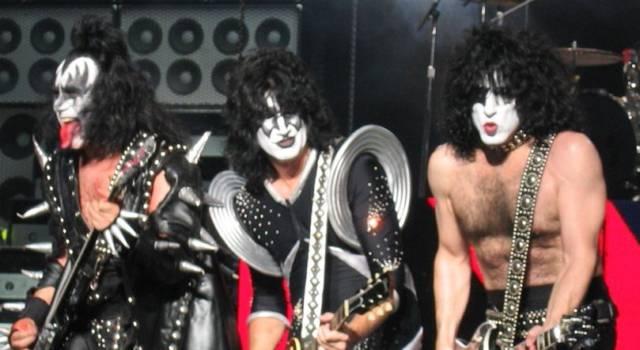 In occasione dei loro 40 anni i Kiss si esibiranno anche all'Arena di Verona
