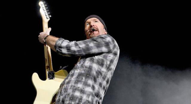 The Edge da record: primo rocker a suonare nella Cappella Sistina