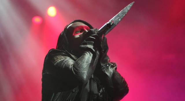Marylin Manson annuncia un nuovo album: si chiamerà Say10