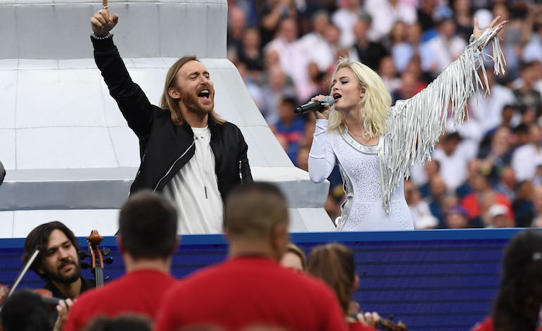David Guetta e Zara Larsson