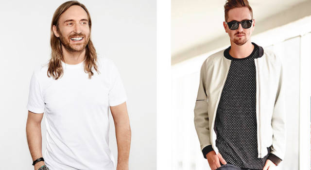 Robin Schulz & David Guetta presentano 'Shed a Light'