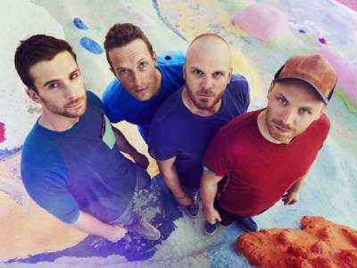Coldplay: Chris Martin e Jonny Buckland a Che Tempo Che Fa il 13/11