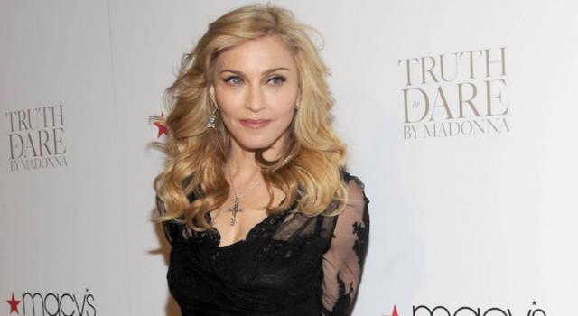 Madonna, concerto a sorpresa per Hillary Clinton a New York