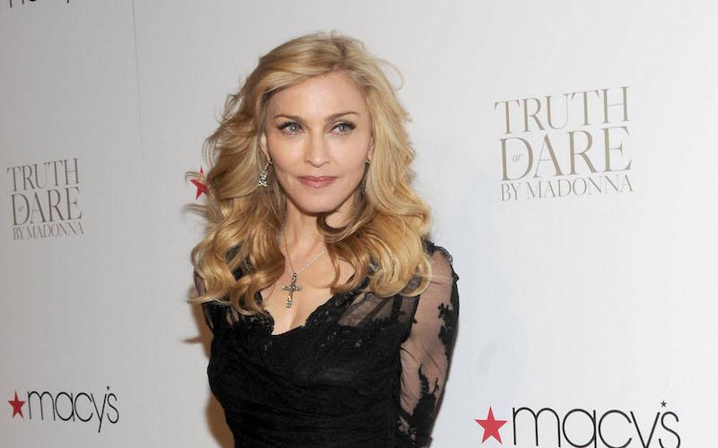 Madonna non vuole un film biografico della sua vita