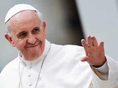 Sanremo 2017, Stefano Picchi propone brano su testo del Papa