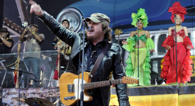 Zucchero torna Live: il Black Cat World Tour sbarca a Verona