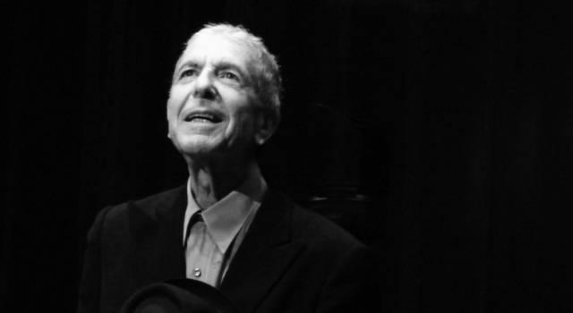 Morto a 82 anni Leonard Cohen, artista leggendario