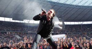 Bono, leader degli U2