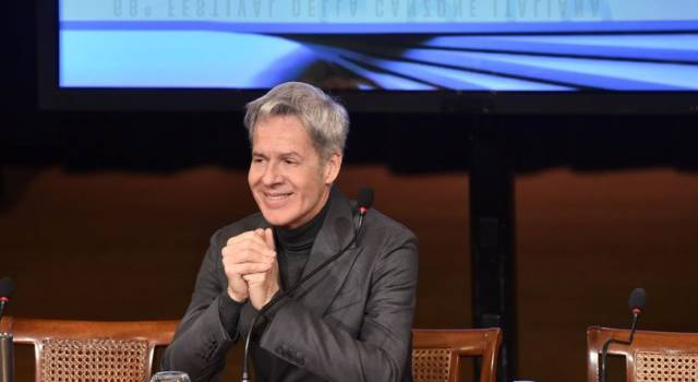 Sanremo 2019: Claudio Baglioni commenta le prime tre serate del Festival
