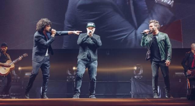 Max Pezzali, Nek e Francesco Renga: ecco le date del tour!