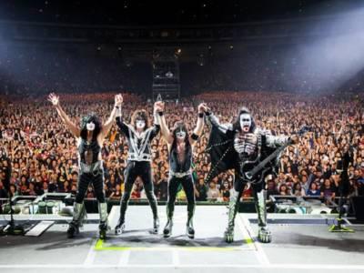 I Kiss annunciano una data in Italia per il tour d'addio nel 2019