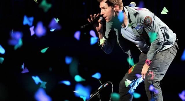 Coldplay, in arrivo un album dal vivo della band!