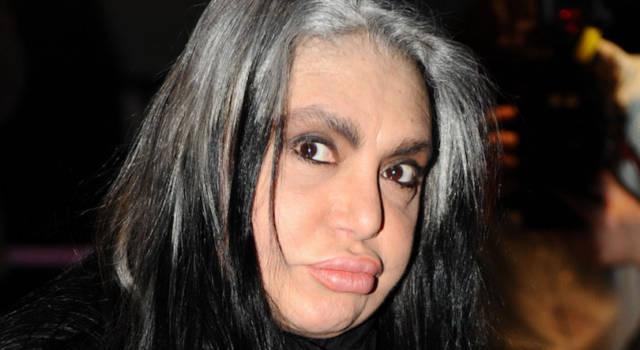 Loredana Bertè racconta il suo dolore per la morte di Mia Martini
