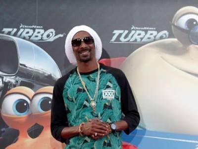 Snoop Dogg ottiene una stella sulla Walk of Fame