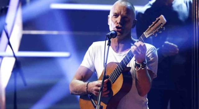 Sting annuncia un album natalizio di duetti