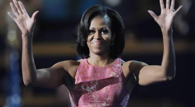 Michelle Obama Shock: «Ho perso un figlio quando avevo 20 anni»