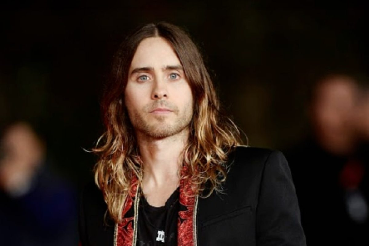 Jared Leto dei Thirty Seconds to Mars