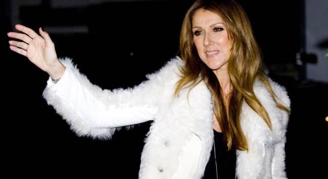 Celine Dion è sempre più magra: ecco la foto che preoccupa i fan