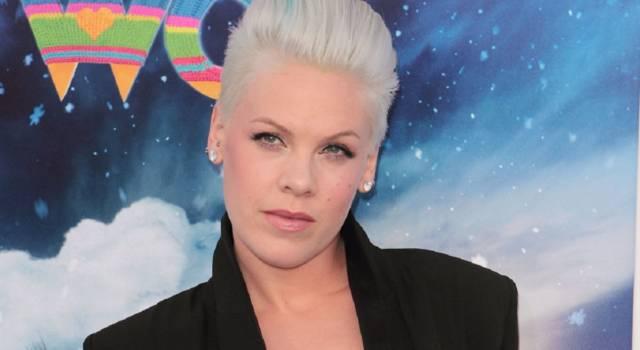 Pink annuncia una pausa dalla musica nel 2020