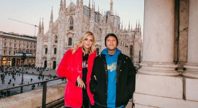 Fedez sogna… un'attrice di Hollywood!