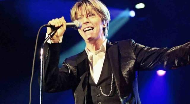 La vita di David Bowie diventa un fumetto