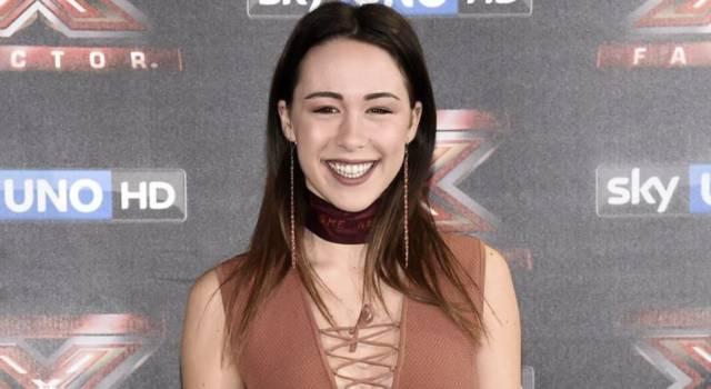 Aurora Ramazzotti positiva al Covid: l'annuncio in diretta tv