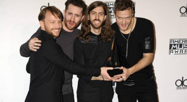Chi è Dan Reynolds, il leader degli Imagine Dragons