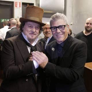 Michele Zarrillo, il cantautore con un passato da chitarrista rock