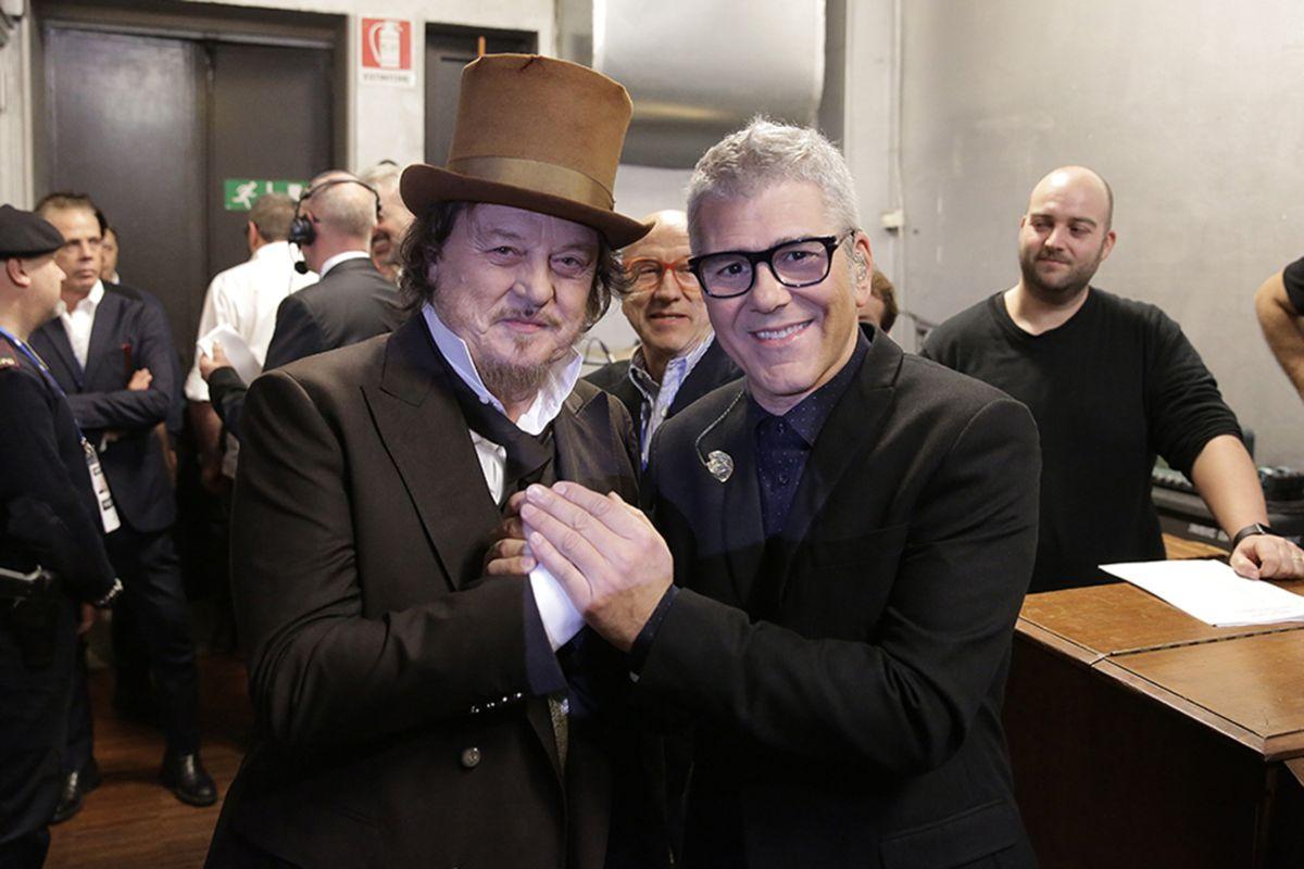 Michele Zarrillo e Zucchero