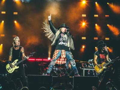 I Guns N' Roses e i RATM invitano i fan a lottare contro il Coronavirus