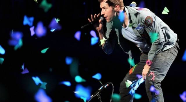 I Coldplay presentano il nuovo singolo Higher Power su TikTok