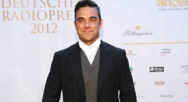 Robbie Williams e Ayda Field si sposano per la seconda volta!