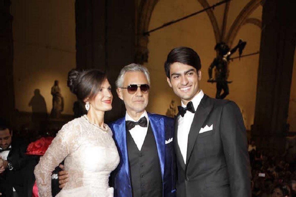 Andrea Bocelli e Matteo Bocelli