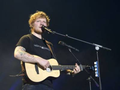 Ed Sheeran sta organizzando un secondo matrimonio in stile festival musicale!