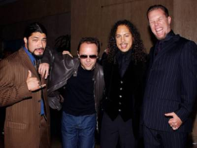 James Hetfield rivela qual è il suo album preferito dei Metallica