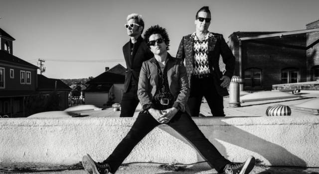 Green Day: ecco il nuovo singolo Fire, Ready, Aim