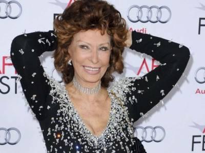 Sophia Loren: ecco le sue canzoni più famose