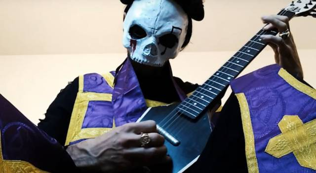 Chi è Candyboy, il chitarrista italiano che ama i film horror