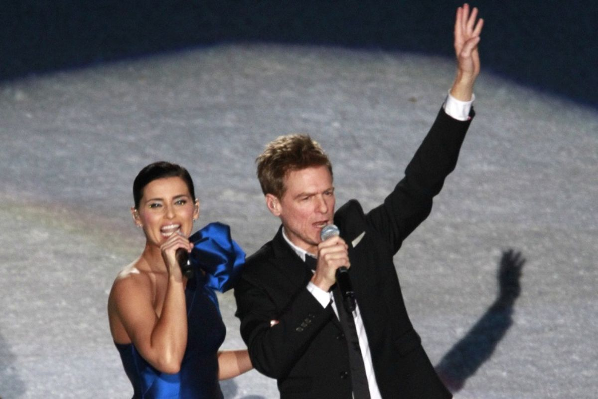 Nelly Furtado e Bryan Adams