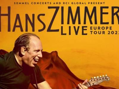 Hans Zimmer: due date in Italia nel 2022 per il compositore de Il re leone