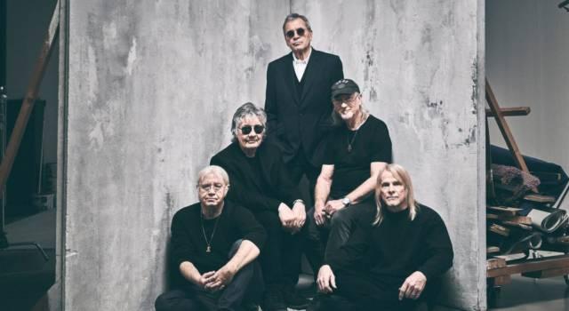 Deep Purple: pubblicato il nuovo singolo Thow My Bones