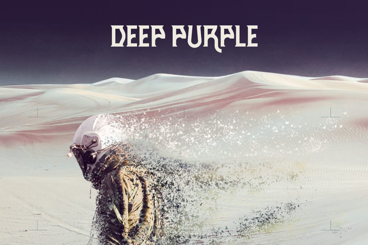 Deep Purple. Whoosh