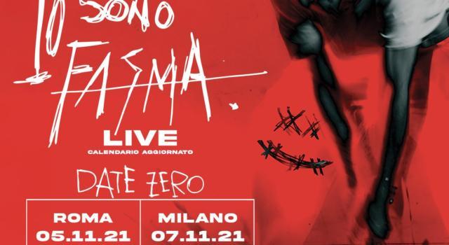 Fasma: dopo Sanremo ecco due concerti speciali