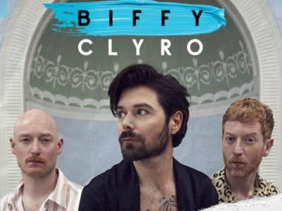 Biffy Clyro: due date in Italia nel 2021