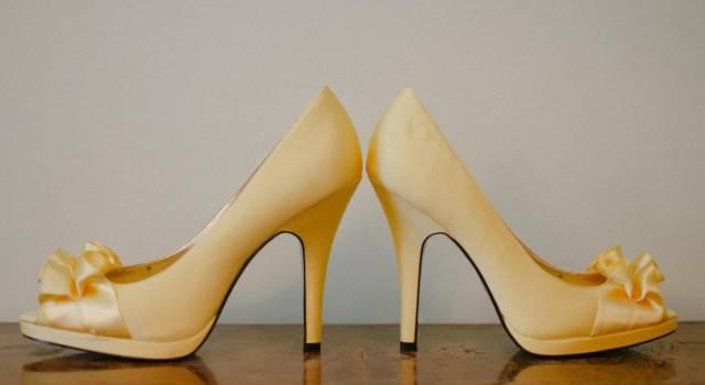 Primavera chiama scarpe: la teoria del vuoto al vostro servizio
