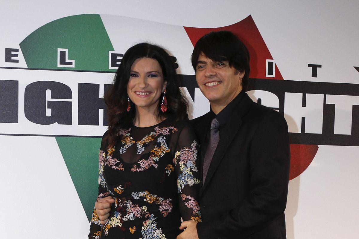 Laura Pausini e Paolo Carta
