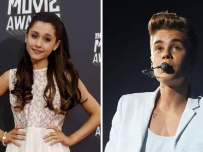 Ariana Grande e Justin Bieber duettano per beneficenza: ecco Stuck with U