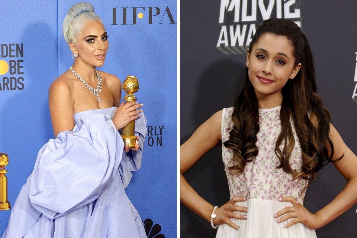 Lady Gaga e Ariana Grande