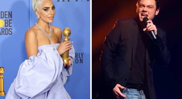 Tiziano Ferro intervista Lady Gaga: ecco dove e quando